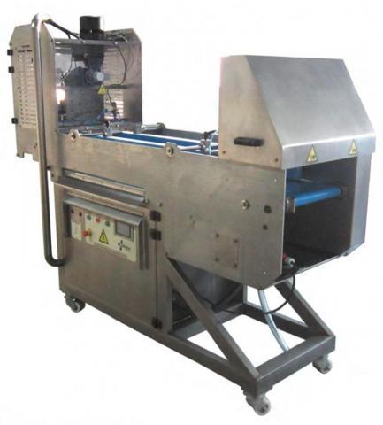 cortadora por ultrasonidos T-CU.13 ; máquina para cortar turrón