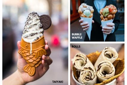 Tendencias en helados y heladerias 2021