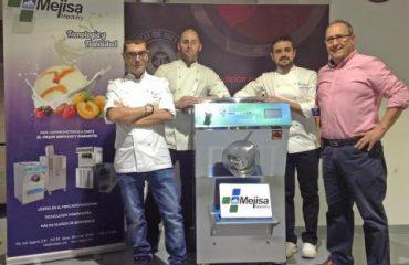 Foto equipo español heladería 1