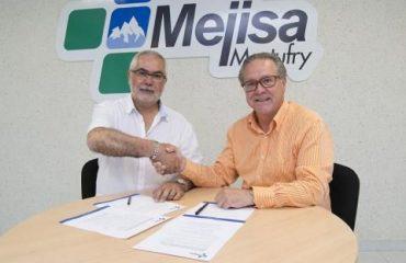 Mejisa firma acuerdo helado heladerías_0